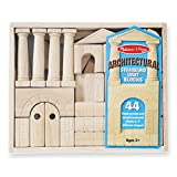 Melissa & Doug Architectural Unit Block Set