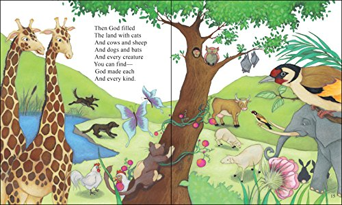 The Rhyme Bible Storybook by HarperCollins Christian Pub. (Image #1)