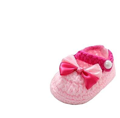 Covermason Baby Mädchen Jungen Kleinkind Schuhe Häkeln handgefertigt ...