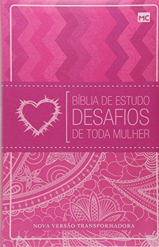 Bíblia de Estudos. Desafios de Toda Mulher