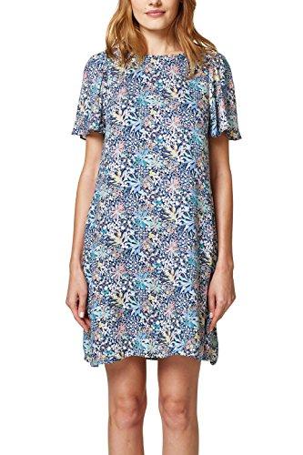 Kleid ESPRIT Mehrfarbig Navy 400 Damen qa0n8YvF