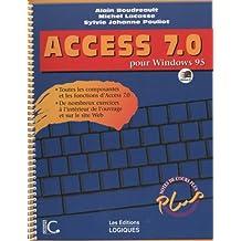 Access 7.0 windows 95