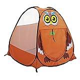 Biscount Pop-Up Brown Owl Play Tent Indoor & Outdoor Playhouse