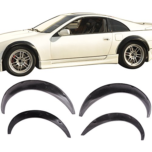 nissan 240sx with fender flares - 6