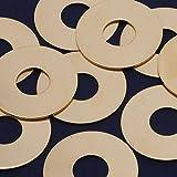 20pcs tibetara 1 1/4''(32mm) brass Round Circle Pendants Blank Stamping Tags Diy Stamping Jewelry,inner diameter 12mm