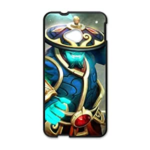 HTC One M7 Cell Phone Case Black Defense Of The Ancients Dota 2 STORM SPIRIT 003 LM5601598