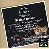 Vivaldi : Gloria / Pergolese : Stabat Mater