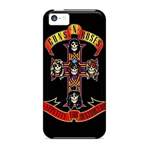 Ideal Favorcase Cases Covers For Iphone 5c(guns N Roses Afd), Protective Stylish Cases