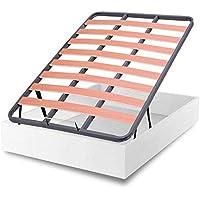 Mueble Canapé abatible 135x190 cms, con Somier, Color
