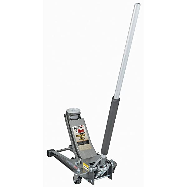 Pittsburgh floor jack is perfect for workshops or garages