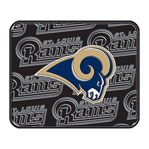 The Northwest Company St. Louis Rams Rear Floor Mats (Rams Louis Mats Nfl Car)