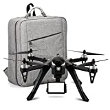 Brushless Motors RC Drone with Waterproof Carrying Backpack Case-MJX Bugs 3 Brushless Drones Set - 300Meters Control Distance - 15 Mins Flying Time RTF Drone Gopro for Drone Racing