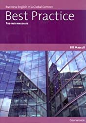Best Practice Pre-Intermediate Coursebook: Business English in Context