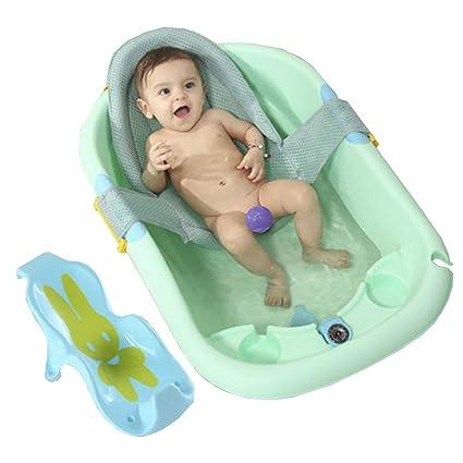 XJRHB Bañera para bebés, pequeño bebé recién Nacido, la bañera ...