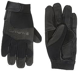 Carhartt Men\'s The Dex Ii Glove, Black, X-Large