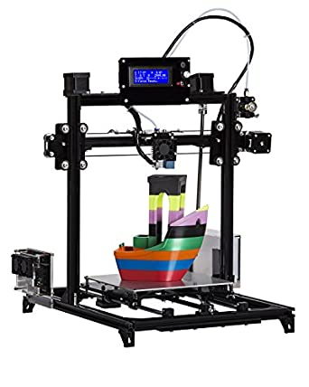 51uhNLSeMmL._SX342_ flsun 3d printer prusa i3 diy kit auto leveling reprap desktop 3d  at gsmx.co