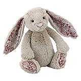 Jellycat Blossom Bashful Bunny Beige Soft Toy