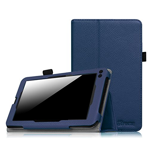 (Fintie Case for RCA Voyager 7, Premium PU Leather Folio Cover Fits All Versions RCA Voyager 7
