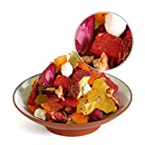 GOARTEA 100g (3.5 Oz) Sweet Assorted Dried Fruit Fitness Natural Chinese Flower Herbal Fruity Tea For Sale