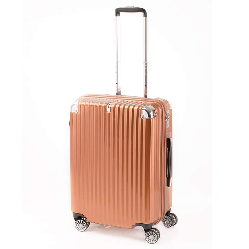 トラベリスト ストリーク2 ジッパーハード 60L スーツケース 76-20226 オレンジ 【代引き不可】[bg]   B07KHLT3SC