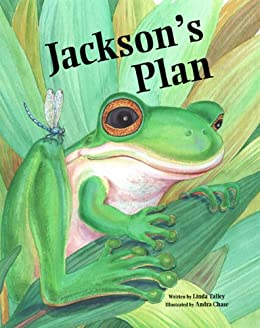 JACKSON'S PLAN Perseverance Children's Picture Book (Life Skills Childrens eBooks Fully Illustrated Version 23) by [Talley, Linda]