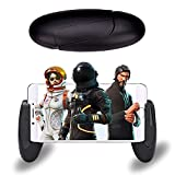Mobile gamepad Game Controller for PUBG/Rules of Survival, Mobile Game Controller for 4.5-6.5inch Android IOS Phones and comfort mobile phone iphone Game Grip