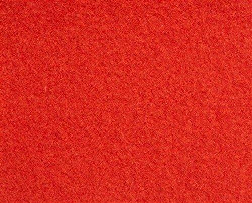 Wohntasche aus Filz (100% Wolle) von i.Punkt Orange