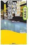 正真正銘 五ツ星源泉宿66(祥伝社新書253)