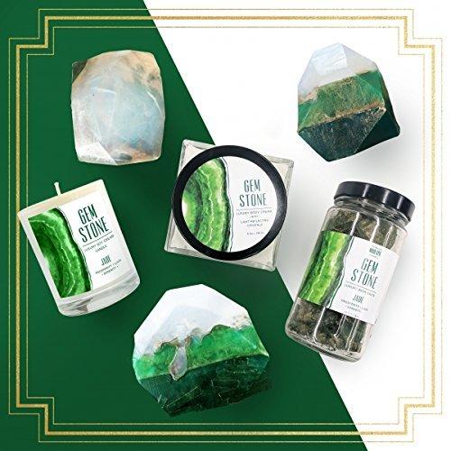 Jade Gemstone Luxury Gift Set by Mojo Spa