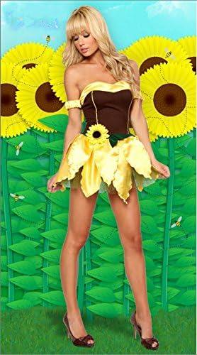 Gorgeous Girasol Flor de hadas de Halloween disfraces disfraces ...