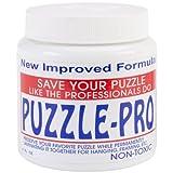 Petaloo PP10028 Pro Jigsaw Puzzle Glue, 4-Ounce