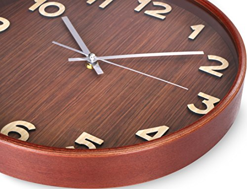 Large Decorative Wall Clock