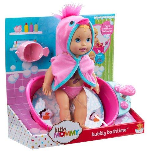 Little Mommy Bubbly Bathtime Doll Buy Online In Uae