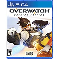 Overwatch Origins Edition for PS4