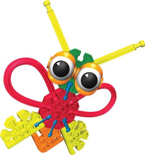 51uhSf 5OPL - K'NEX Education - Kid K'NEX Group Building Set - 131 Pieces - Ages 3+ - Preschool Educational Toy
