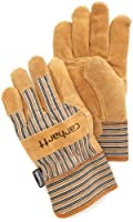 Carhartt Men's Insulated Suede Work Glove with Safety Cuff