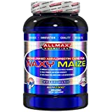 ALLMAX Nutrition, Waxy Maize, Cross-Linked Amylopectin Carb Fuel, Unflavored, 70.6 oz (2,000 g) - 3PC