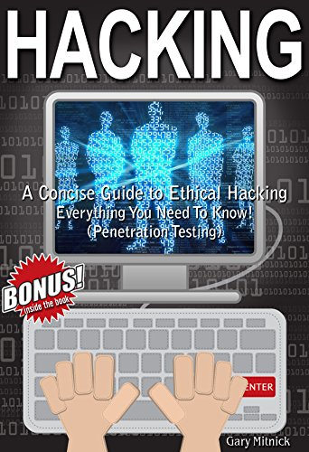 HACKING Concise Ethical Everything Penetration ebook product image