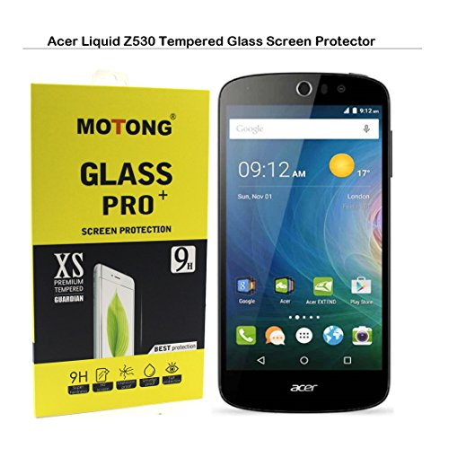 Tempered Glass Screen Protector for Acer Liquid Z530 - 2