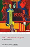 The Constitution of Spain, Victor Ferreres Comella, 1849460167