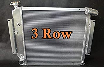 ALUMINUM RADIATOR 3 ROW FIT FOR 1970-1981 International Scout II