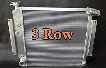 Pickup Champion 3 Row Aluminum Radiator For 1970-1981 International Scout II