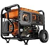 Generac 6673 7000W Gas-Powered, Portable Generator