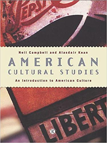 American Cultural Studies?