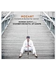 Mozart: Clarinet Concerto, Quintet