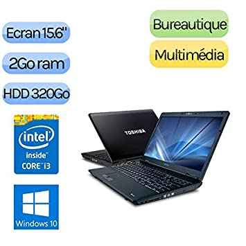 Compatible TOSHIBA Toshiba Tecra A11 - Windows 10 - i3 2 GB 320 GB - Webcam - 15.6 - Ordenador portátil: Amazon.es: Electrónica