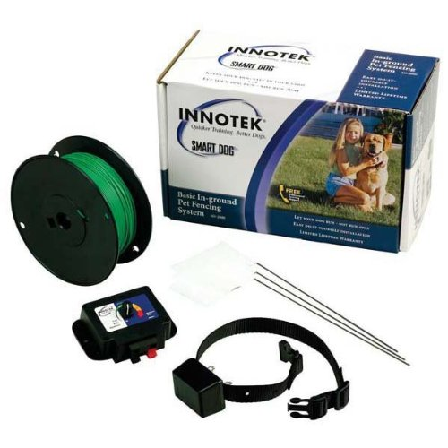 Innotek Basic In-ground Pet Fencing System 18g Wire (Set of 3)