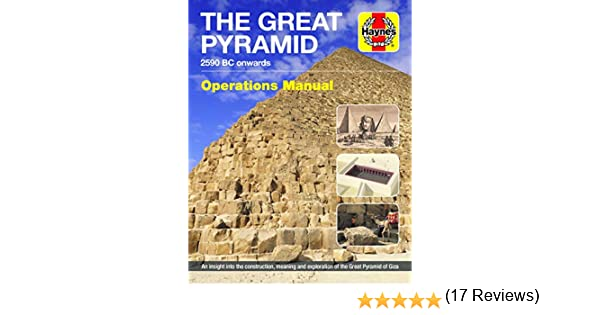 Lightbody, D: Great Pyramid Operations Manual Haynes Manuals: Amazon.es: Monnier, Franck, Lightbody, David: Libros en idiomas extranjeros