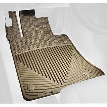 Weathertech all weather rubber floor mat for for Mercedes benz glk 350 floor mats