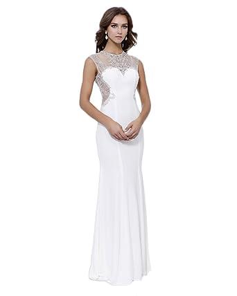 Nari Anna Ivory Embellished Sweetheart Neckline Formal Dress At